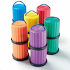 Six Colour Mini Stilt Set 6pk  small