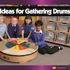 30 Ideas for Gathering Drums Book  small