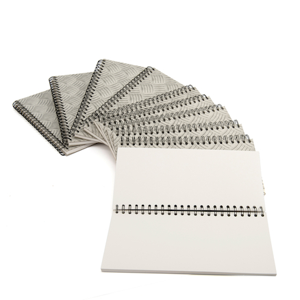 140gsm Spiral Sketchbook 2\/3 A4 10pk  large