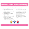 Fairy Tale Activity Tin  small