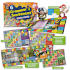 6 Grammar \x26 Sentences Board Games  small