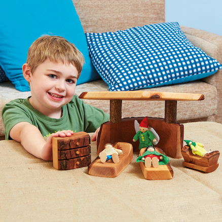 Woodland Wooden Small World Furniture  large