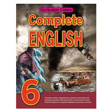 Complete English Year 6 Book with SATs CD  medium