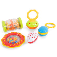 Baby Shaker Music Set 5pk  medium