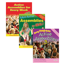 Active Assembly Books 3pk  medium