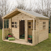 Childrens Outdoor Cottage  small