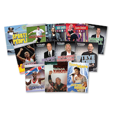 KS2 Famous People Books 12pk  medium