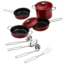 Role Play Metal Cooking Accessory Set 11pcs  medium