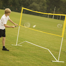 Multisport Tennis and Badminton Net Set 3m and 6m  medium