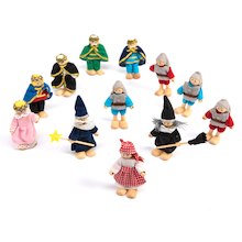 Fairy Tale and Medieval Small World Figures  medium