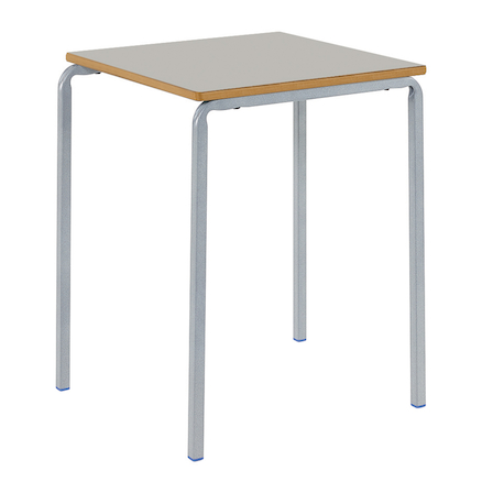 Square Crush Bent Tables  large