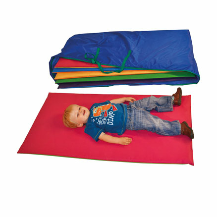Premium Stitched Sleep Mats with Storage Bag 6pk  large