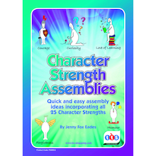Assemblies for Character Strengths Book  medium