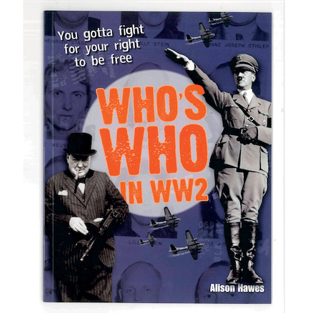All About WW2 Books 3pk  large