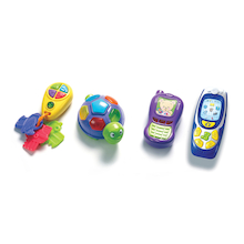 Baby ICT Toy Collection 4pcs  medium
