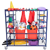 Multi\-Functional Metal Trolley  small