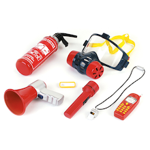 Role Play Fire Fighting Equipment Kit  medium
