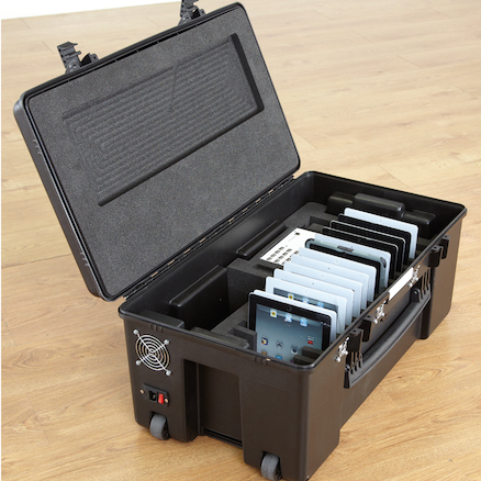 TTS Sync and Charge Tablet Carry Case Storage  large