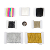 Assorted Jewellery Threading Cord 8pk  small