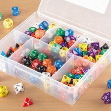 Polyhedral Dice Classroom Set 125pcs  medium