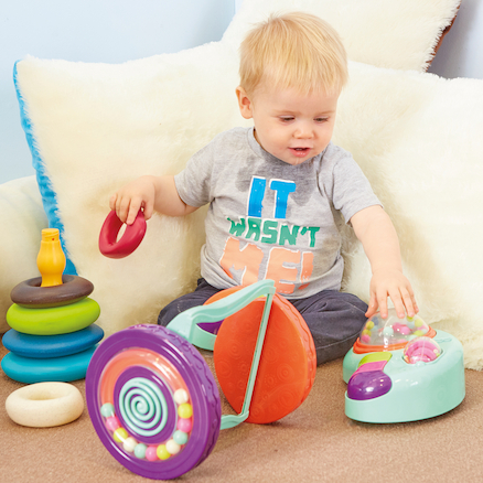Assorted Baby Toys 3pk  large