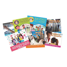 Money and Numbers Book Pack 7pk  medium