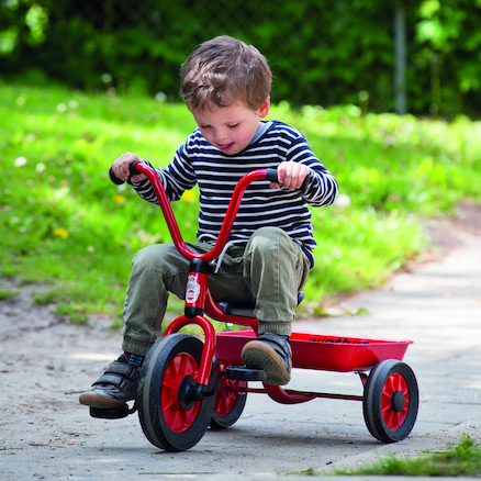 Winther Mini Viking Trike with tray  large