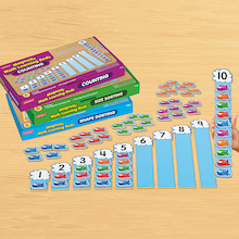 Magnet Maths Learning Rods   medium