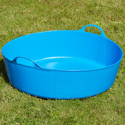 Shallow Toddler Messy Tub 35L  large