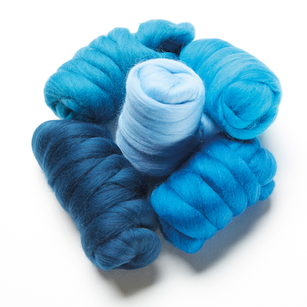 Merino Felting Wool Sets  large