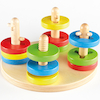 Manipulative Turn and Sort Shape Sorter Puzzle  small