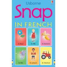 Snap Game in French  medium