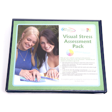 Visual Stress Assessment Tool Pack  medium