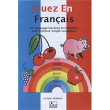 Jouez En Français French Photocopiable Games Book  medium