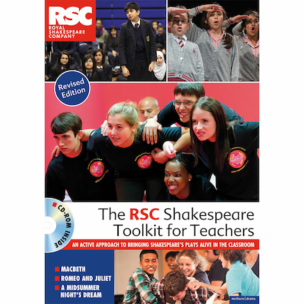 The RSC Shakespeare Toolkit For Teachers Book  large