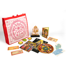 Hinduism Artefacts Collection  medium
