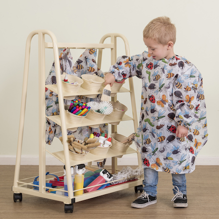 Creative Mark Making Storage Trolley  large