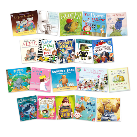 Value Library Book Collection 20pk  large