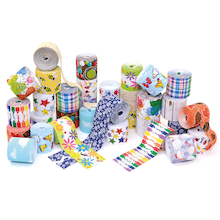 Fadeless Design Bordette Pack 3.75m Rolls 32pk  medium