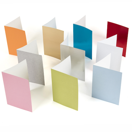Assorted Card Blanks Class Pack  large
