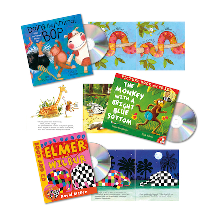 Book and CD Guided Pack KS1 B  large