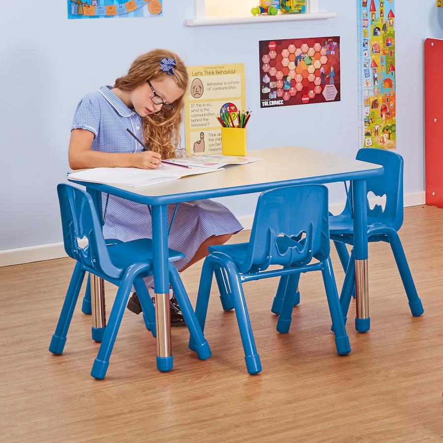 Valencia Rectangular 4 Seater Table
