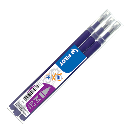Frixion Rollerball Refill 0.7mm 3pk  large