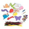 Paper Minibeast Shapes Assorted 108pk  small