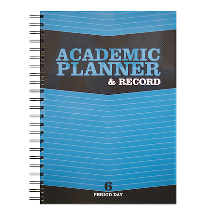 Academic Planner & Record  large