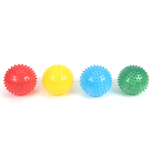 Soft Spikey Balls 4pk  medium