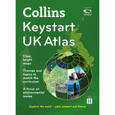 Collins Keystart UK Atlases KS2  large