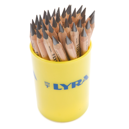 Ferby Graphite Triangular Pencils 36pk  large