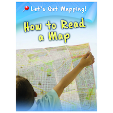 Let's Get Mapping Skills Books 6pk  medium