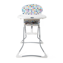 Folding Patterned Baby Highchair  medium